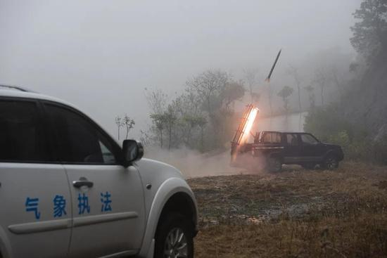 "BBC反智报道:中国进行天气操纵项目""偷窃邻国降水"""