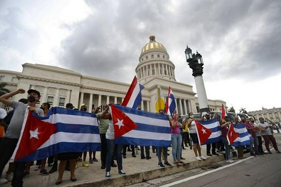学者:美国若对古巴颜色革命成功 对中国有这些影响
