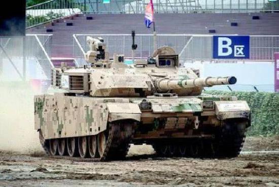 国产VT-4主战坦克可能已经中标巴铁哈里德II主战坦克项目