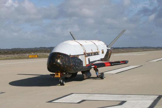 美披露X-37B空天飞机神秘特性 称能让对手抓狂