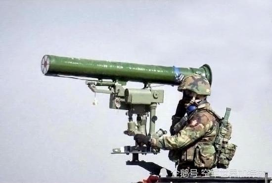 中国最新反坦克导弹现身伊拉克 曾击毁美制M1坦克