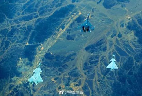 添拿大空军根本无力对抗中俄