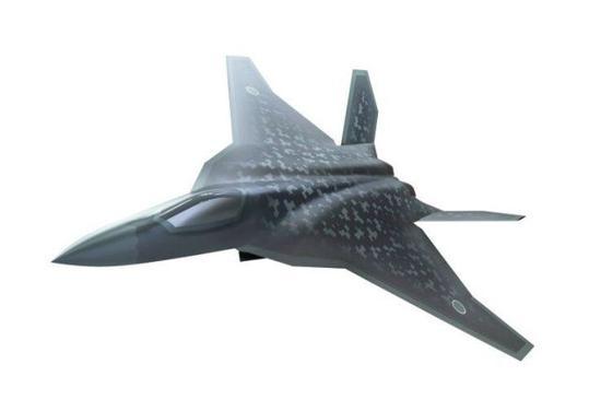 日本选择三菱作为下代战机主承包商 或与英美合作