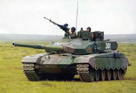 [99式坦克]