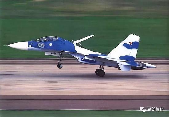 ▲ 直接引进苏-30MKI,这实在是很大胆了