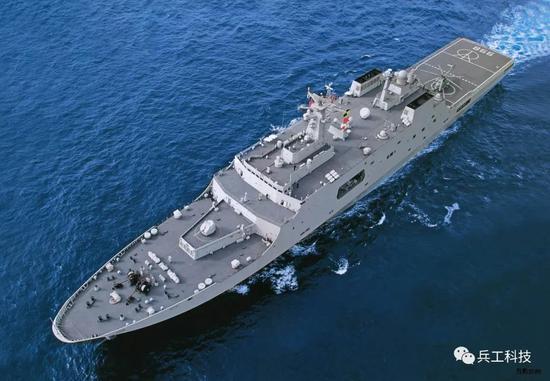 075舰大量建造服役 会给我军两栖作战带来哪些变革