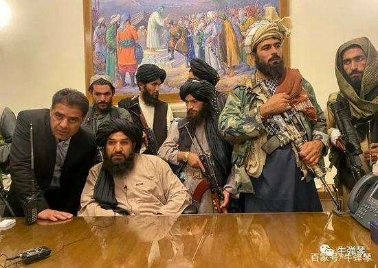 塔利班最终拿下阿富汗 这10大警示最后一条最扎心