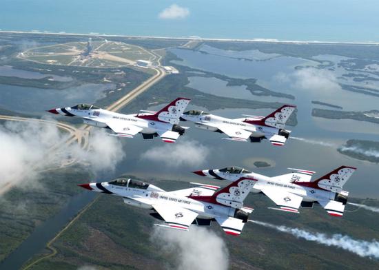 美代理防长看不上F35 美空军竟考虑重新采购F16?