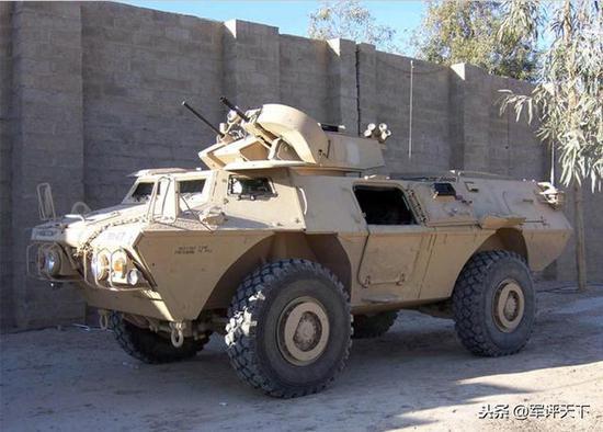 M-1117装甲车