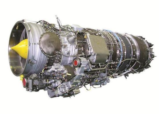图片:AL322发动机