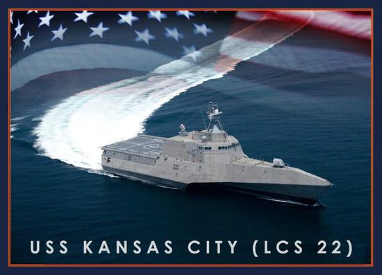 美�命名第22艘新�l海�鸲放� �⒂�2019年底服役