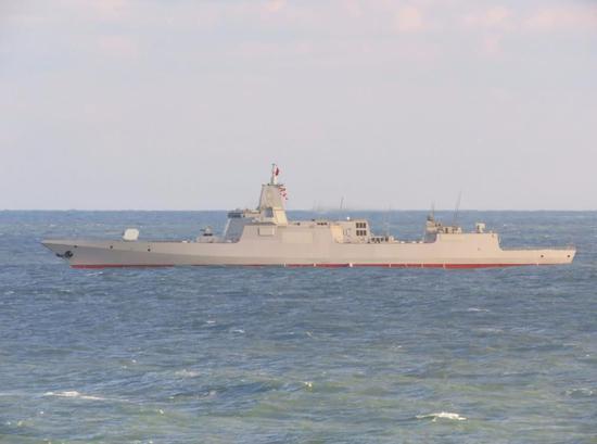 055型驱逐舰