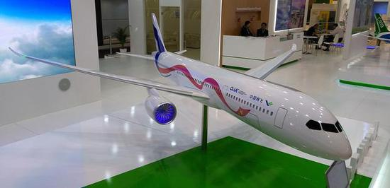 中国大客机迎利好:英航发巨头连年亏损送来先进产品