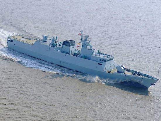 中国海军下饺子为何056舰最多 因具备这些优势
