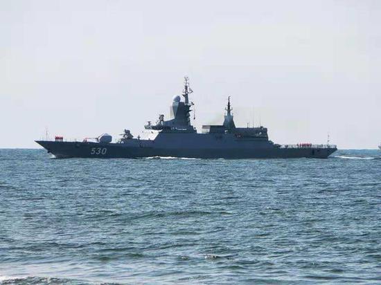 俄罗斯海军现在只能抬仗幼型舰艇了