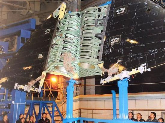 鶻鷹大型主承力構件3D打印