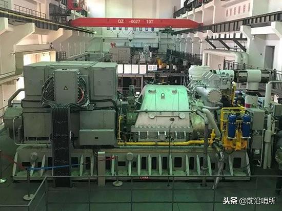 20兆瓦发电机组