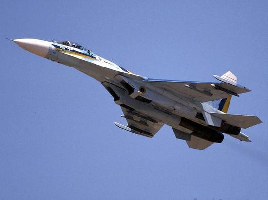 ▲苏-27的壮大性能令中国空军印象深切