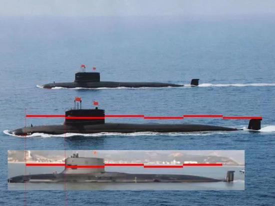 海军阅兵潜艇群将实行混编受阅