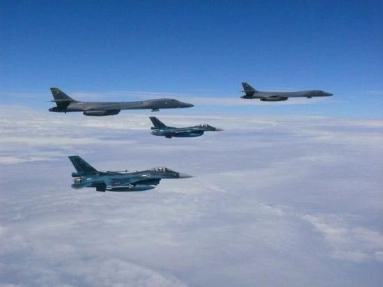 日媒:美日在疫情下仍堅持聯合軍演 意在遏制中國