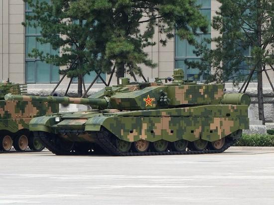 [99A式坦克]
