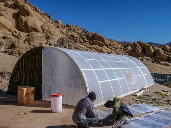 印度开发便携太阳能帐篷 可部署中印对峙前线