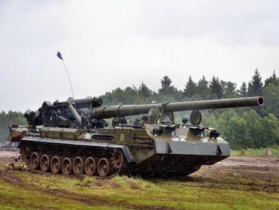 要有钱何至于把2S7M这种老炮拉出来继续服役啊
