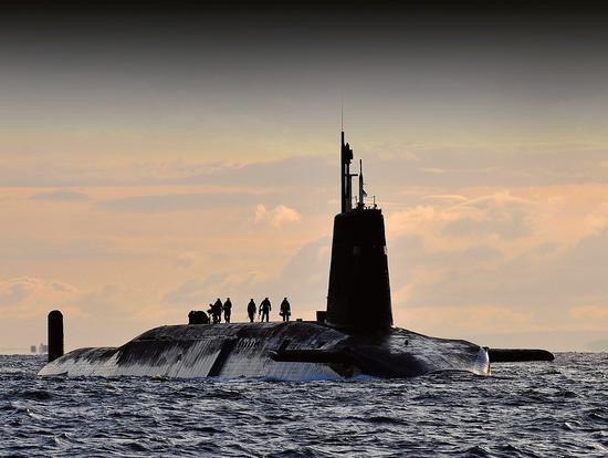 英国要把核弹头增到260枚 很大程度上要看美国眼色