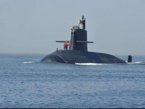 093型核潜艇数量_我海军潜艇部队从2艘二战老艇起家 到装备093B花60年|中国海军 ...