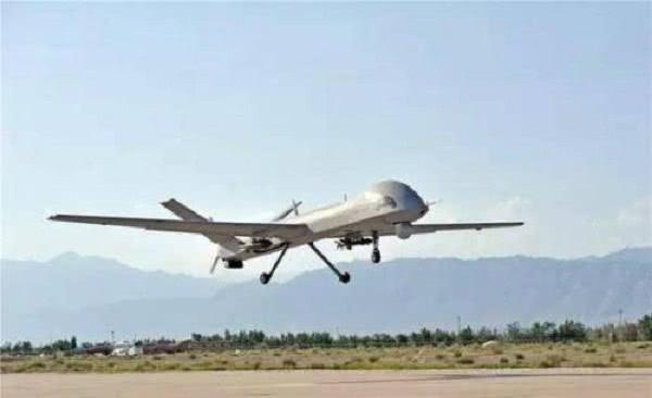 此前翼龙侦察抨击一体化无人机采用进口发动机