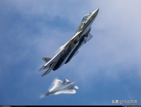 俄称苏57用上AI技术 我军苏35或已装备可半自动作战