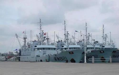 ▲哪怕是军用渔船布雷也很难够用