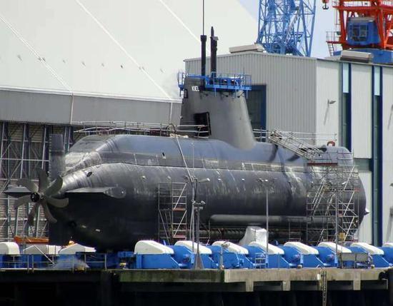 德国212型通例潜艇出口多国