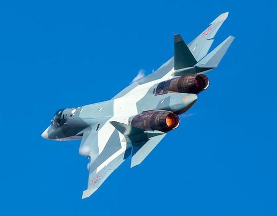 苏57输给歼20,但是俄罗斯人不会认输,异日中俄照样独自研发崭新式号