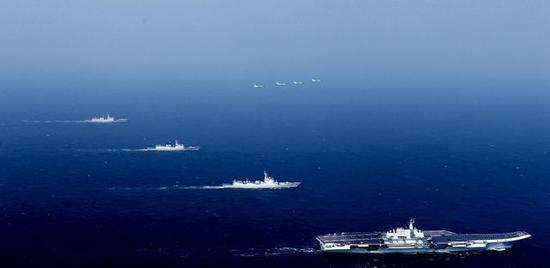 (中国海军到底必要多少航母?这个题目国内外都很关注)