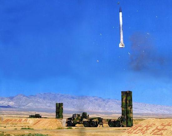 S-400能兼容S-300系列因此战力更强