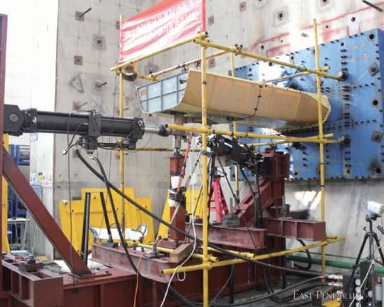 中国风影大型隐身无人机疑进行电磁弹射试验 或上舰