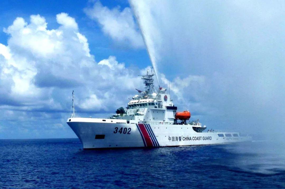 美军哭穷创新高度:硬算上中国的渔船海警船