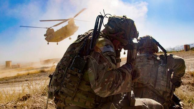 美军方曝多国军队白坐美军直升机 不知该收多少钱