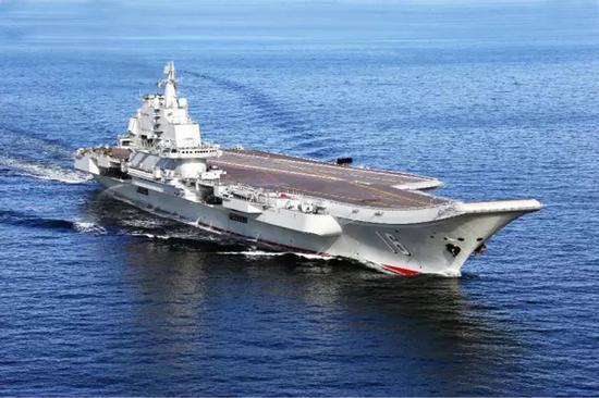 中国几艘航?_探秘中国航母梦工厂:已为海军建造820余艘舰船