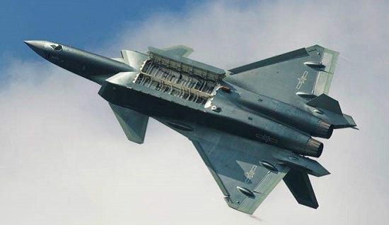 中俄国力差距多大:歼20首飞晚于T50进度却大
