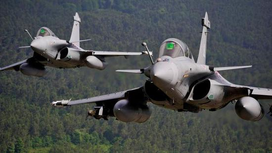 法國陣風戰機,印度已經訂購了36架
