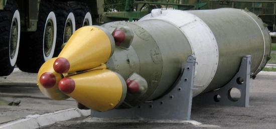 ▲边界导弹目前没有图,图为造型邪恶的RSD10