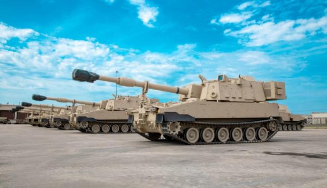 美新一代火炮还不如我军装备多年的PLZ05 问题出在哪
