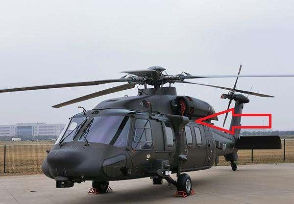直20机身有一个突起 凭它可数小时内改成武装直升机