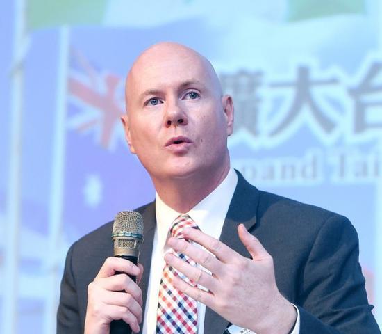 美国政客欲在台湾成立