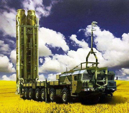 俄军加速研发S500导弹 性能远超S400令美倍感不安