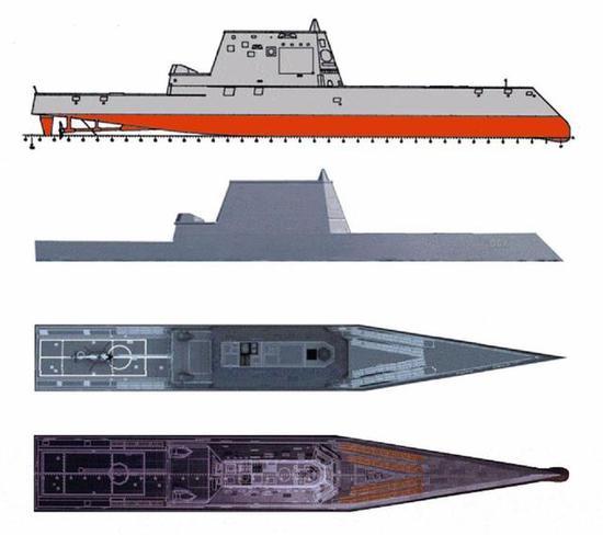CGX巡洋舰才是吾们真实的敌人