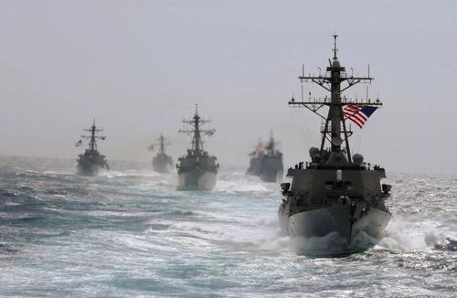 美专家:美海军根本无法阻止解放军攻台 空军也不成