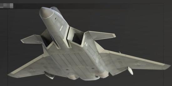 中国轰20最新进展曝光 两项关键性能已接近美军B2